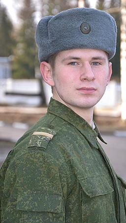 Ефрейтор в армии