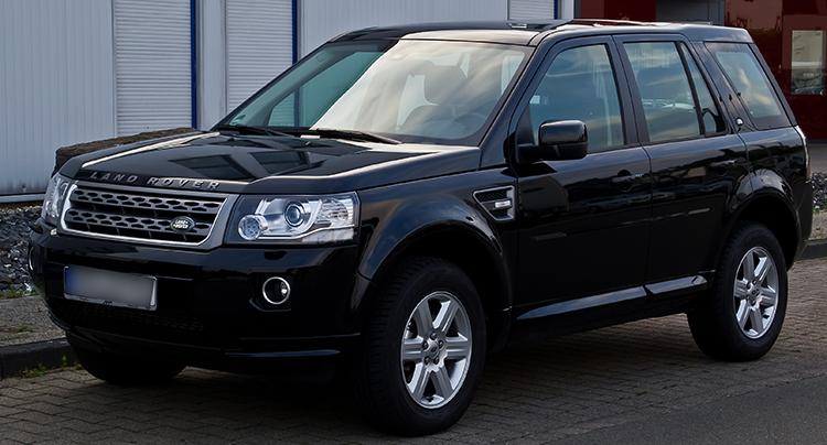 Кроссовер Land Rover Freelander