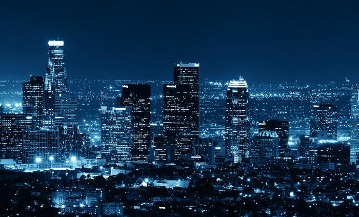 Современный мегаполис
