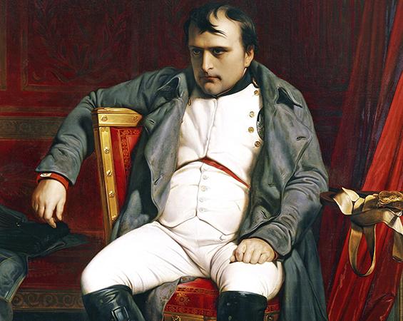 Наполеон в упадке