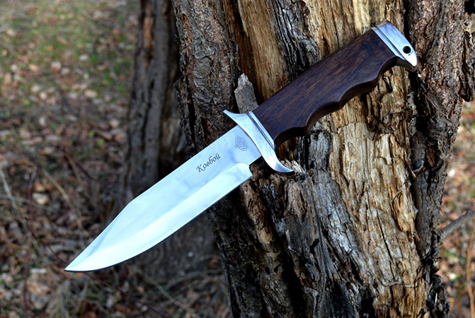 Новый нож 50х14мф