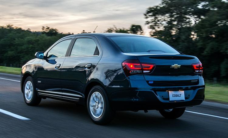 Вид автомобиля Chevrolet Cobalt