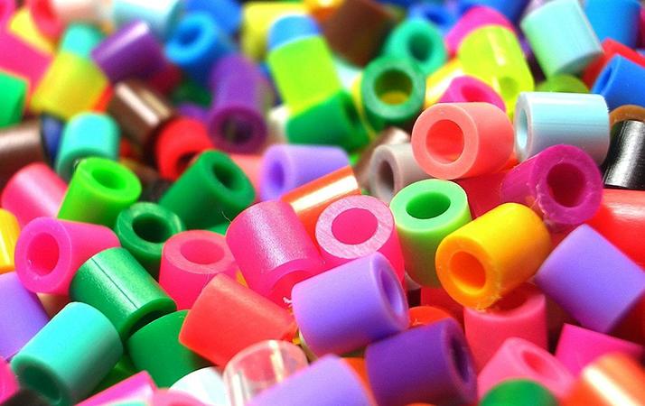 Материалы из пластика