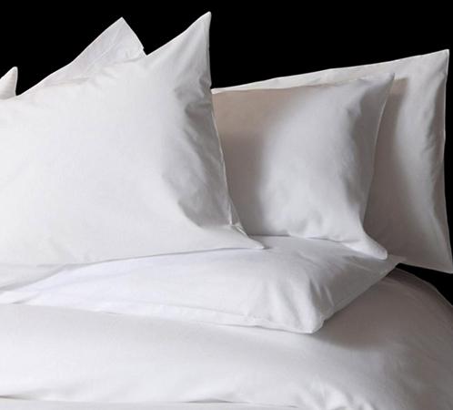 Белое постельное белье из бязи