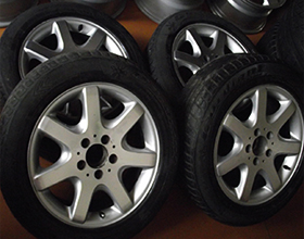 Разноширокие колеса — плюсы и минусы