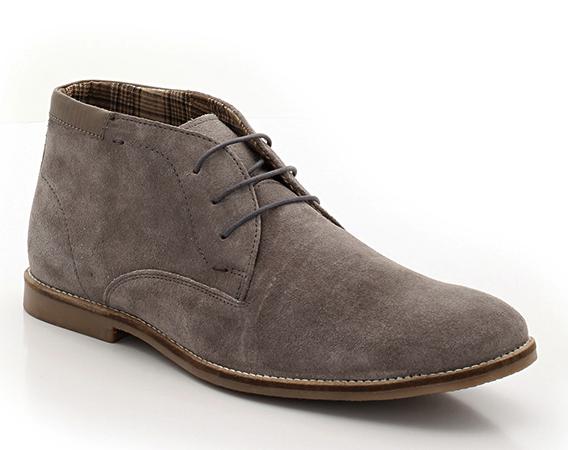 Обувь из спилока
