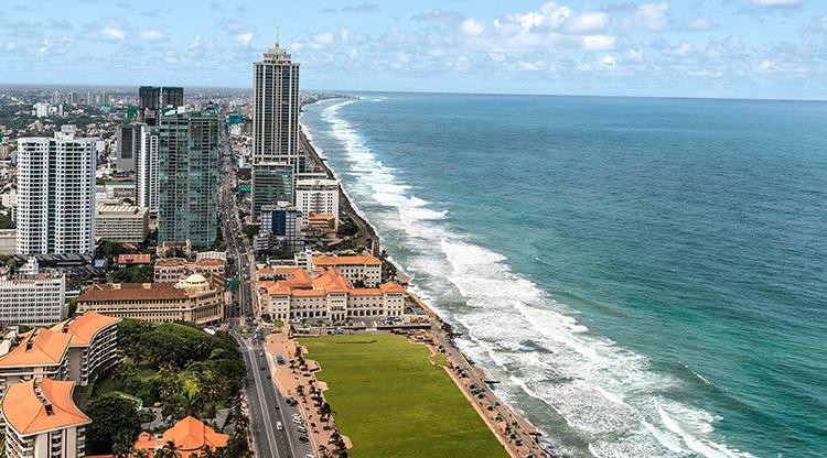 Город Шри-Ланки