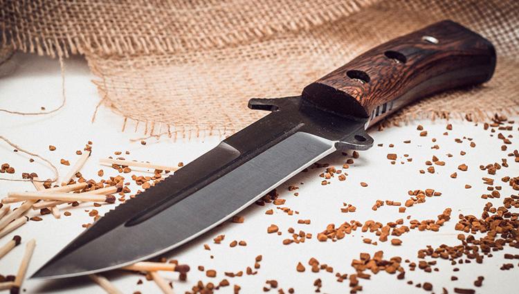 Новый нож у8