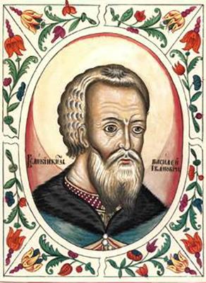Государь Василий III