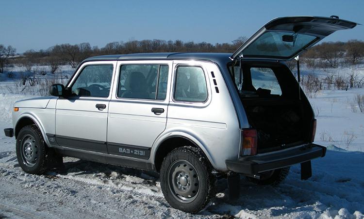 Новый ВАЗ-2131