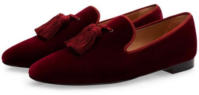 Новая велюровая обувь