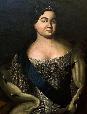 Великая Екатерина I