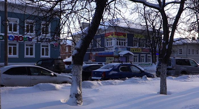 Улица Вологды