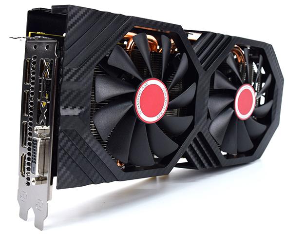 Видеокарта Radeon RX 590