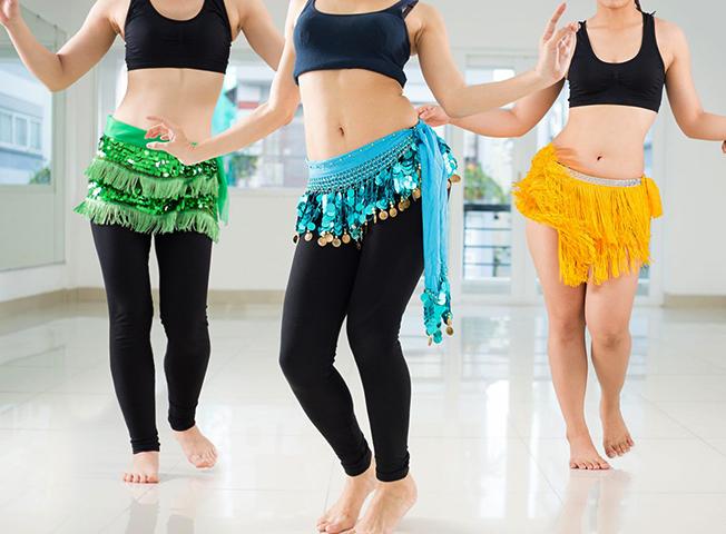 Обучение танцу живота