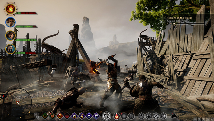 В игре Dragon Age: Inquisition