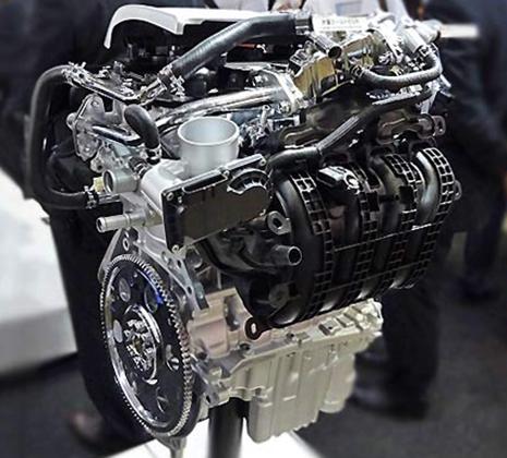 Двигатель 2NR-FKE