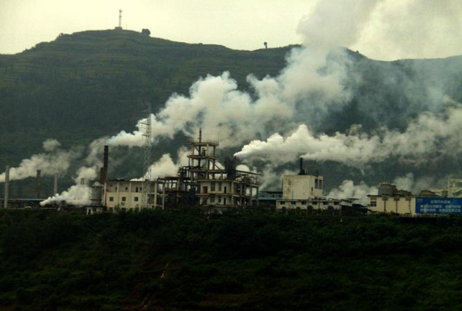 Экология Азии