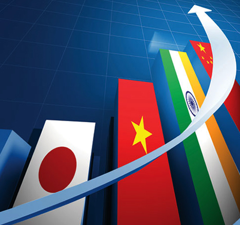 Экономики Азии