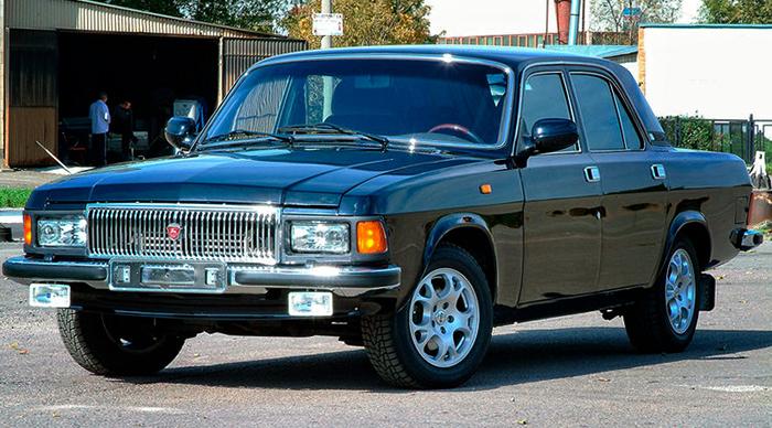 Автомобиль ГАЗ-3102