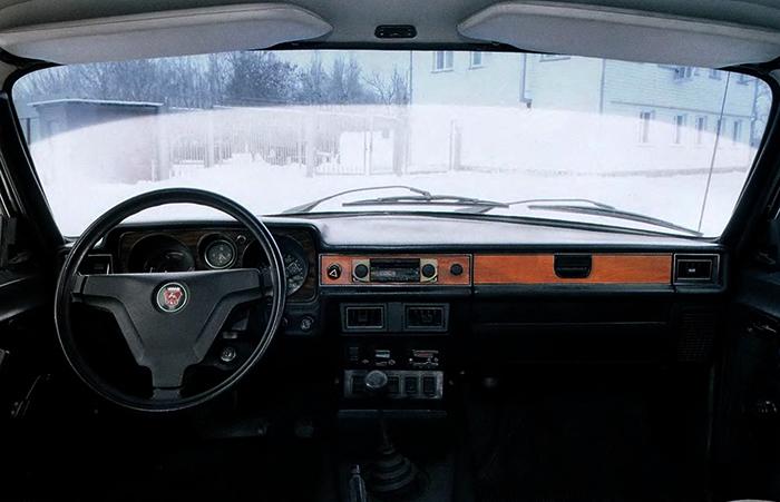 Интерьер ГАЗ-3102
