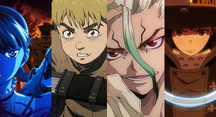 Герои аниме