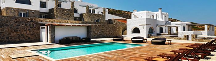 Красивая недвижимость в Греции