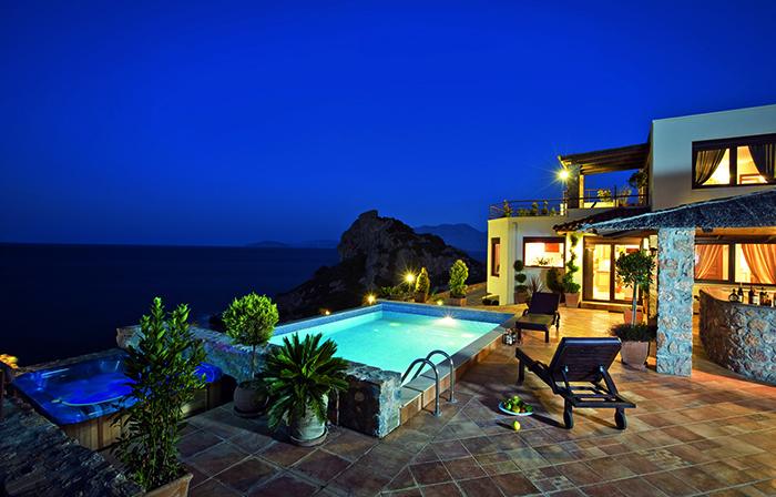 Вилла в Греции