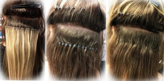 Как выглядит голливудское наращивание волос
