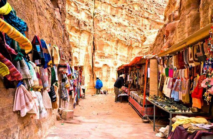 Шопинг в Иордании