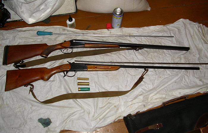 Ружье 32 калибра