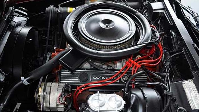 Современный карбюраторный двигатель