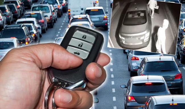 Бесключевой доступ в автомобиль