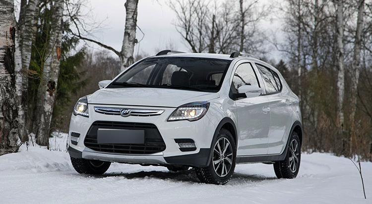 Lifan X50 зимой