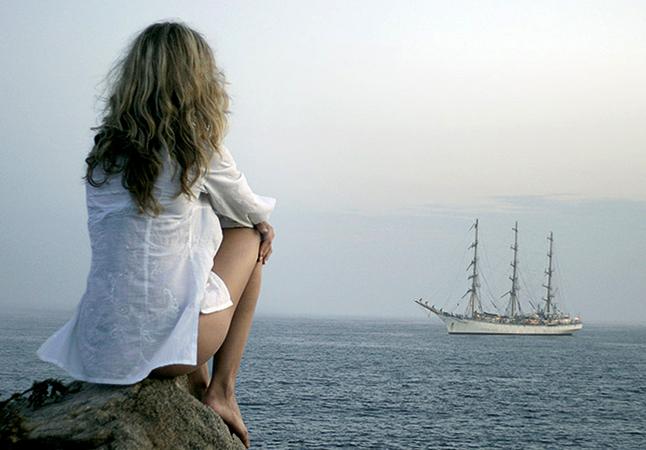 Жена ждет моряка