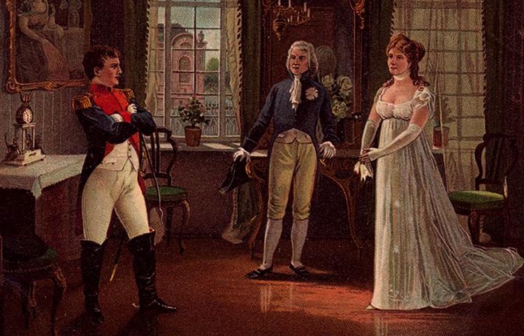 Наполеон а Александр 1
