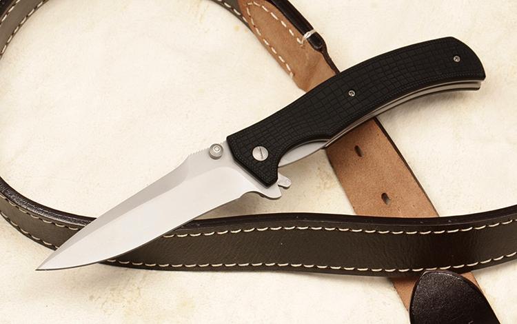 Новый нож 70х16мфс