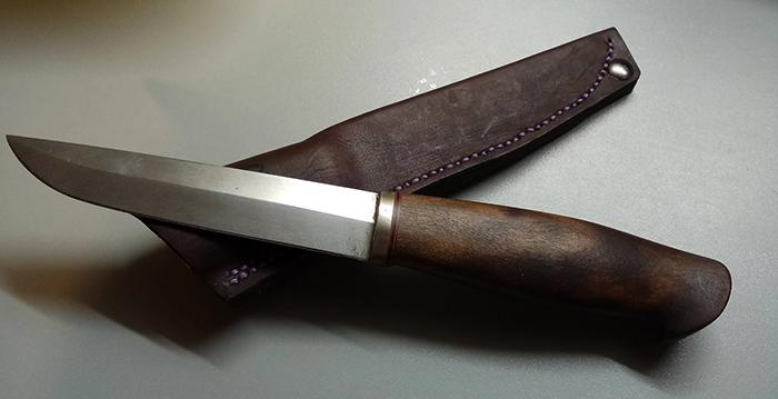 Новый нож р6м5