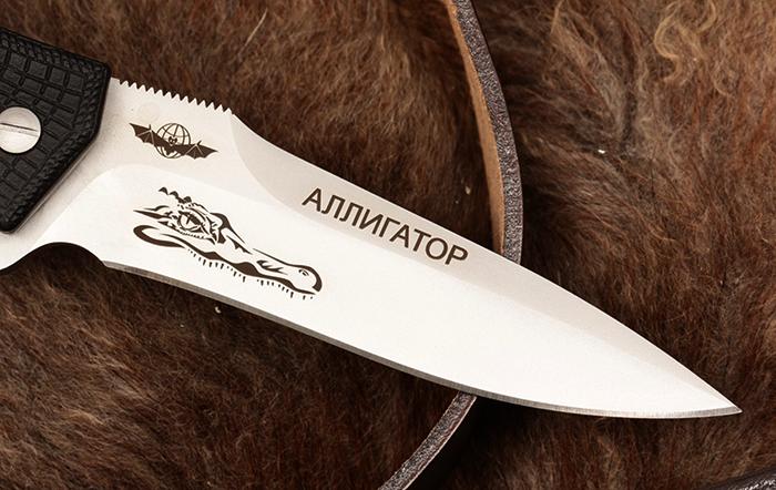 Современный нож 70х16мфс