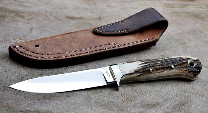 Новый нож n695
