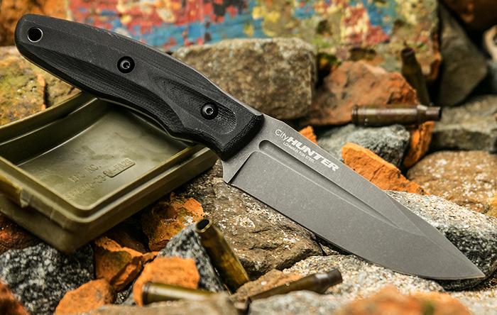 Новый нож pgk