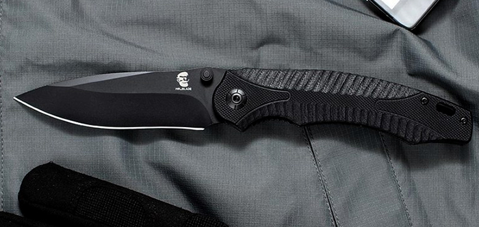 Складной нож 8cr14mov