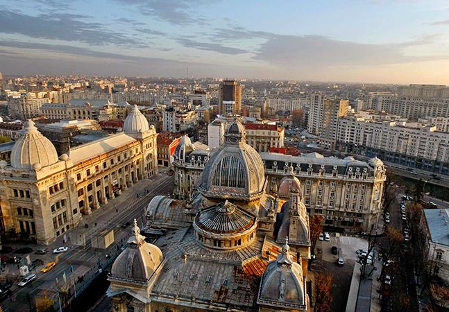 Столица Румынии