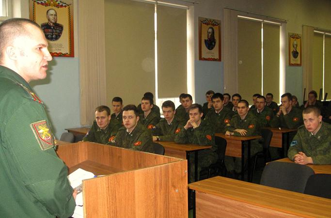Подготовка кадров РВСН