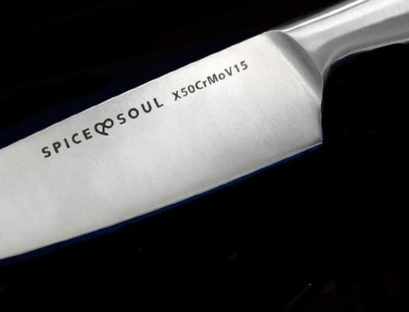 Нож из стали x50crmov15