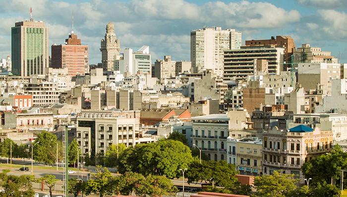 Столица Уругвая