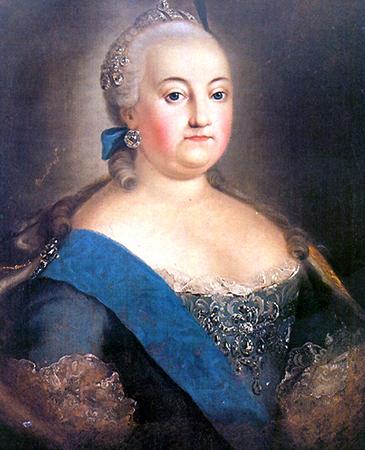 Великая Елизавета Петровна