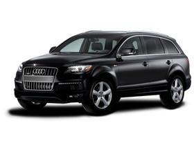 Автомобиль Audi Q7, его плюсы и минусы