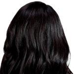 Черный цвет волос: плюсы и минусы