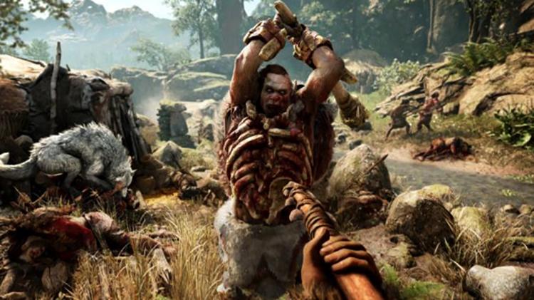 В игре Far Cry Primal